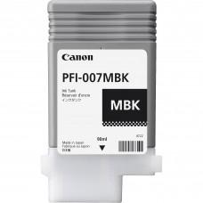 PFI-007MBK Canon Pigment Matte Black Ink Tank - 90ml