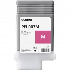PFI-007M Canon Dye Magenta Ink Tank - 90ml