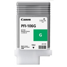 PFI-106G Canon Dye Green Ink Tank - 130ml