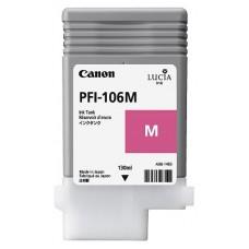 PFI-106M Canon Dye Magenta Ink Tank - 130ml