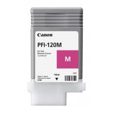 PFI-120M Canon Pigment Magenta Ink Tank - 130ml