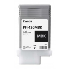 PFI-120MBK Canon Pigment Matte Black Ink Tank - 130ml