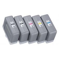 PFI-340 Canon Pigment Ink Tank - 330ml - 5-packs