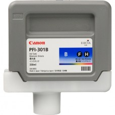 PFI-301B Canon Pigment Blue Ink Tank - 300ml