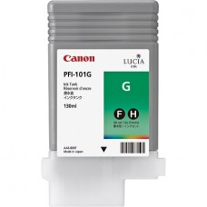 PFI-101G Canon Pigment Green Ink Tank - 130ml