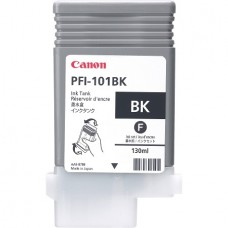 PFI-101BK Canon Pigment Black Ink Tank - 130ml