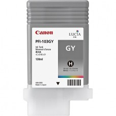 PFI-103GY Canon Pigment Gray Ink Tank - 130ml