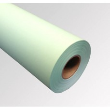 "2 rolls 36""x500' 20lb Green Tinted Bond Paper - 3"" core"