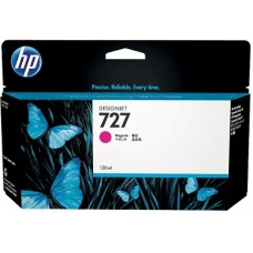 HP Magenta #727 Ink Cartridge - 130ml - B3P20A