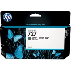HP Matte Black #727 Ink Cartridge - 130ml - B3P22A