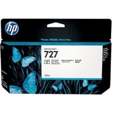 HP Photo Black #727 Ink Cartridge - 130ml - B3P23A