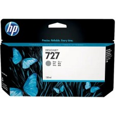 HP Gray #727 Ink Cartridge - 130ml - B3P24A