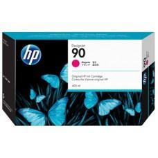 HP Magenta #90 Ink Cartridge - 400ml, C5063A