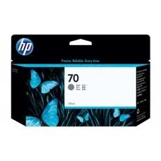 HP Gray #70 Ink Cartridge - 130ml - C9450A