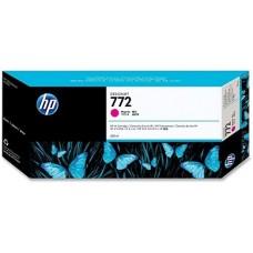 HP Magenta #772 Ink Cartridge - 300ml - CN629A