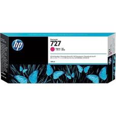 HP Magenta #727 Ink Cartridge - 300ml - F9J77A