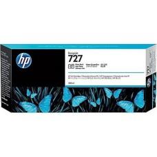 HP Photo Black #727 Ink Cartridge - 300ml - F9J79A