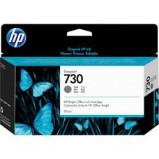 HP Gray #730 Ink Cartridge - 130ml - P2V66A