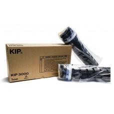 KIP 3000 Toner OEM Black 2 cartridges per box