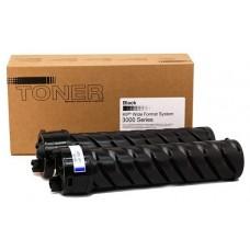 KIP 3000 Toner Compatible Black 2 cartridges per box