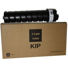 KIP 7100 Toner OEM Black 2 cartridges per box