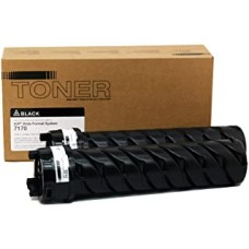 KIP 7170 Toner Compatible Black 2 cartridges per box
