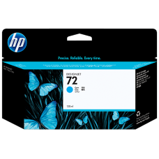 HP Cyan #72 Ink Cartridge - 130ml - C9371A
