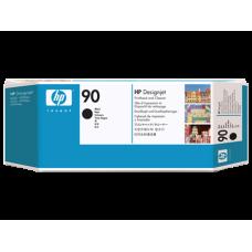 HP Black #90 PrintHead & Cleaner - C5054A