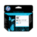 HP #91 Matte Black & Cyan PrintHead - C9460A