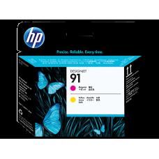 HP #91 Magenta & Yellow PrintHead - C9461A