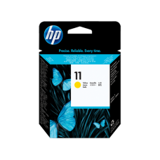 HP Yellow #11 PrintHead for DesignJet 500 & 800 - C4813A