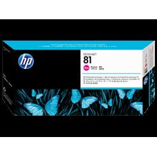 HP Magenta #81 PrintHead for DesignJet 5000 Series - DYE, C4952A
