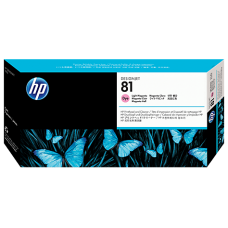 HP Lt Magenta #81 PrintHead for DesignJet 5000 Series - DYE, C4955A