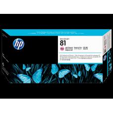 HP Lt Magenta #81 PrintHead for DesignJet 5000 Series - DYE, C4955A
