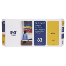 HP Yellow #83 PrintHead for DesignJet 5000 Series - UV, C4963A