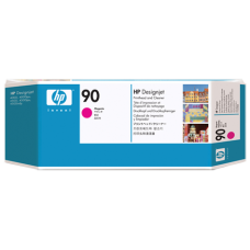 HP Magenta #90 PrintHead & Cleaner - C5056A