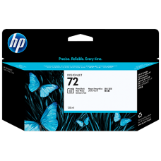 HP Photo Black #72 Ink Cartridge - 130ml - C9370A