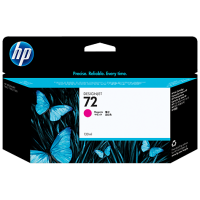 HP Magenta #72 Ink Cartridge - 130ml