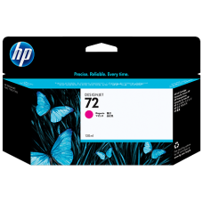 HP Magenta #72 Ink Cartridge - 130ml - C9372A