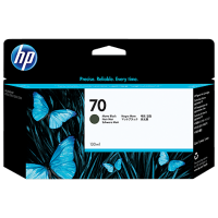 HP Matte Black #70 Ink Cartridge - 130ml - C9448A