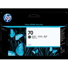 HP Matte Black #70 Ink Cartridge - 130ml - C9448A