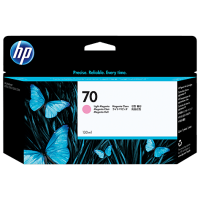 HP Lt Magenta #70 Ink Cartridge - 130ml - C9455A