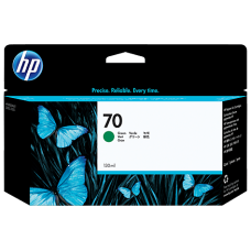 HP Green #70 Ink Cartridge - 130ml - C9457A